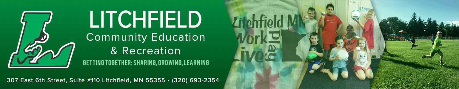 Litchfield Community Education - rSchoolToday Class Registration v3.0